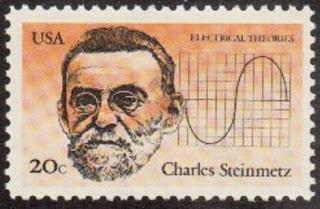 USA Charles Steinmetz