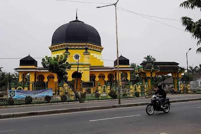 wisata religi medan
