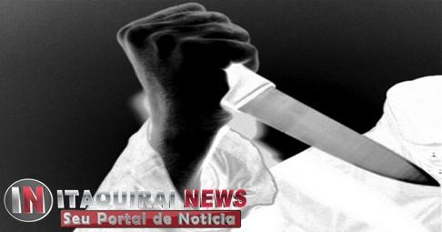 Naviraí – Rapaz que matou homem a facadas se apresenta na delegacia e confessa o crime