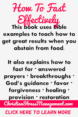 How to Fast Effectively uses Bible examples to teach you what you should do to get great results when you abstain from food for spiritual purposes.
