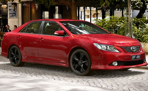 New 2016 Toyota Aurion Sportivo Review