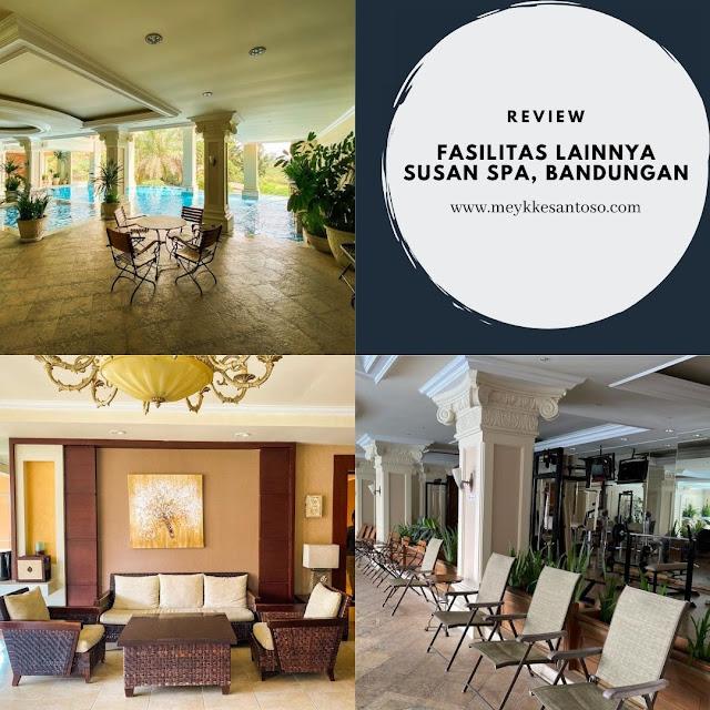 Fasilitas lainnya di Susan Spa and Resort Bandungan
