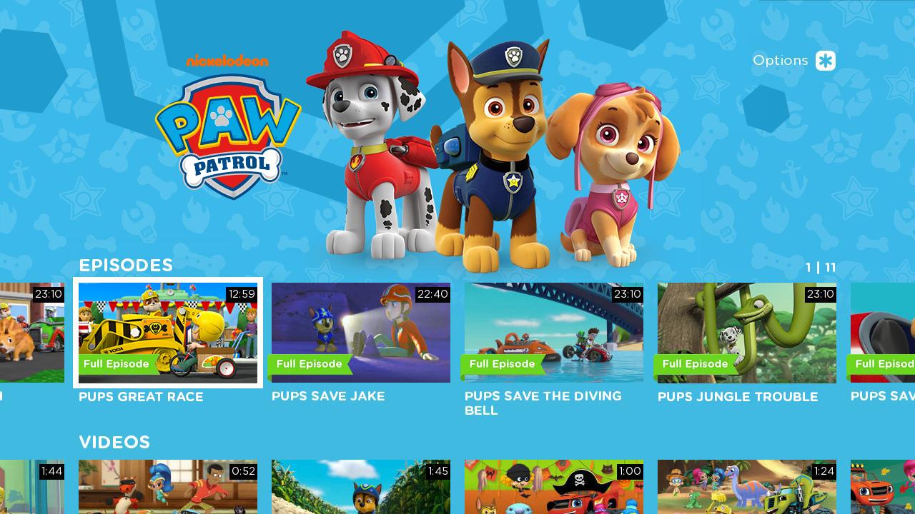 NickALive!: Nickelodeon USA Launches Nick Jr. App On Roku