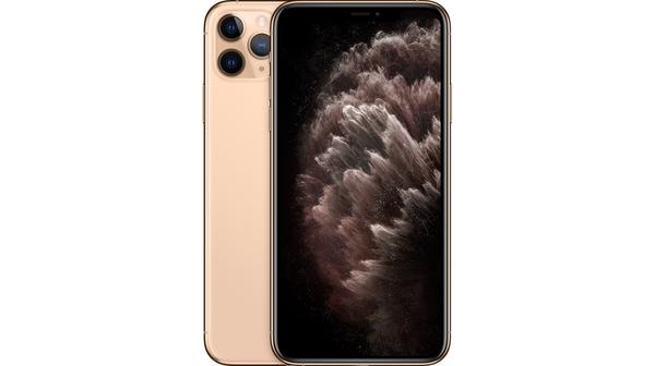Điện thoại iPhone 11 Pro Max 64GB Vàng đồng