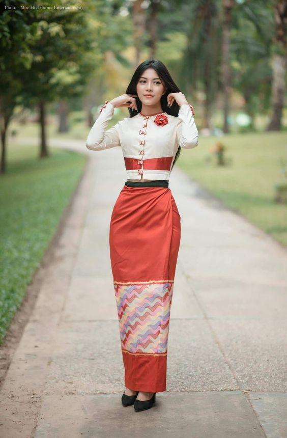 Bamar Costume Myanmar Fashions Store