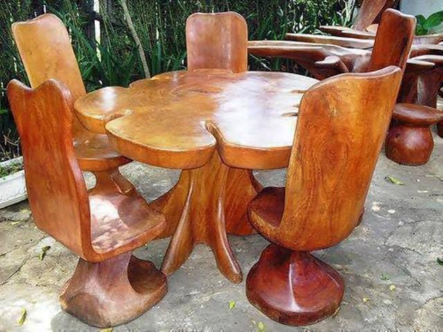 Best%2BEye%2BCatching%2BUnique%2BHandmade%2BWood%2BCrafts%2BTables%2Band%2BSeats%2B%25284%2529 22 Best Eye Catching Unique Handmade Wood Crafts Tables and Seats Interior
