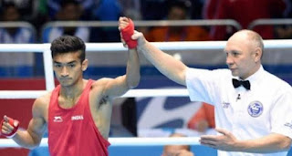 First Indian boxer to win gold at President's Cup