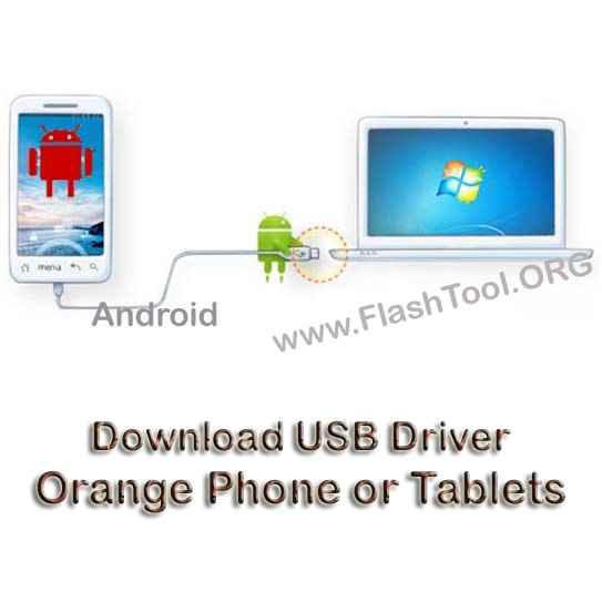 Download Orange USB Driver