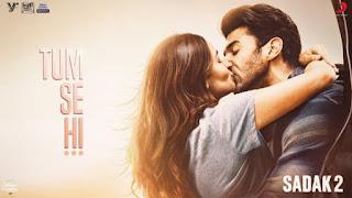 Tum Se Hi Lyrics Sadak 2 | Ankit Tiwari x Leena Bose