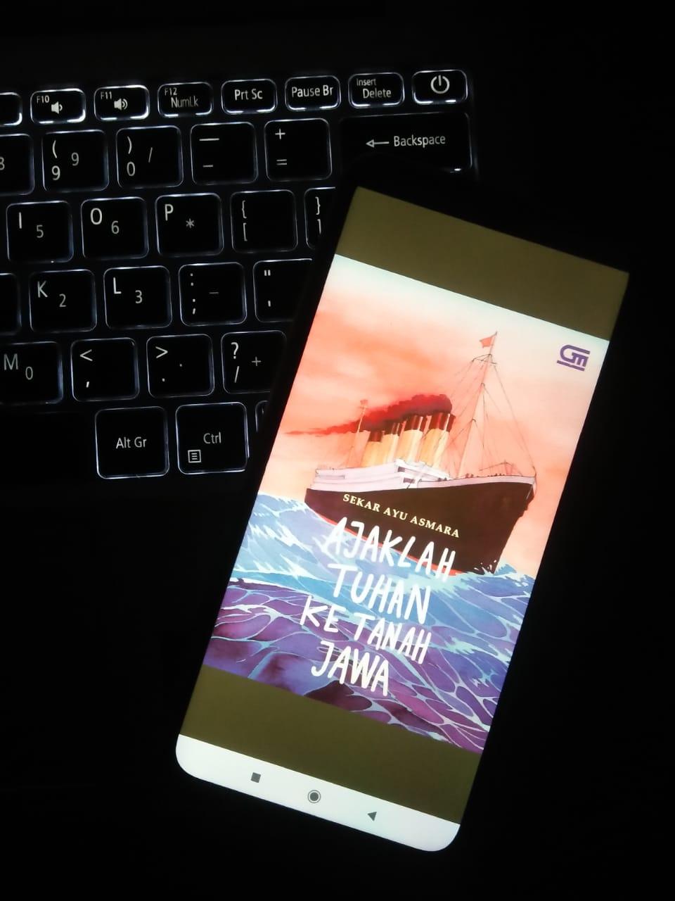 Review Buku Ajaklah Tuhan Ke Tanah Jawa