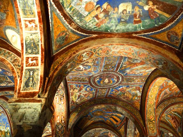 La Cripta di San Magno ad Anagni