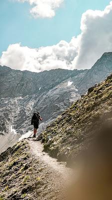 Schesaplana Rundtour Tag 1 | Brand – Oberzalim Hütte – Mannheimer Hütte | Hüttentour Rätikon 08