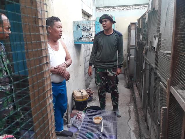TNI akan Dorong Pengembangan Penangkaran Burung Jalak Desa Jimbung