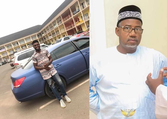 Open letter to the new governor elect of Bauchi state. Sen Bala Abdulkadir Mohammed (Senator bala) as written by GUDNEZ OKPARA aka DJ BLAZE