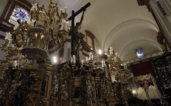 Marcelino Manzano: «Los pasos se pueden montar en Semana Santa pero con un sentido litúrgico»