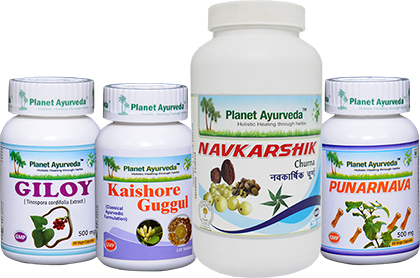 Herbal remedies for gout, Gout Care Pack