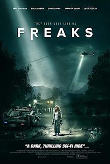 Freaks (2018) Bluray