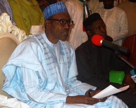 buhari expose looters