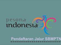 Pendaftaran Online SBMPTNP Kementerian Pariwisata TA 2020/2021