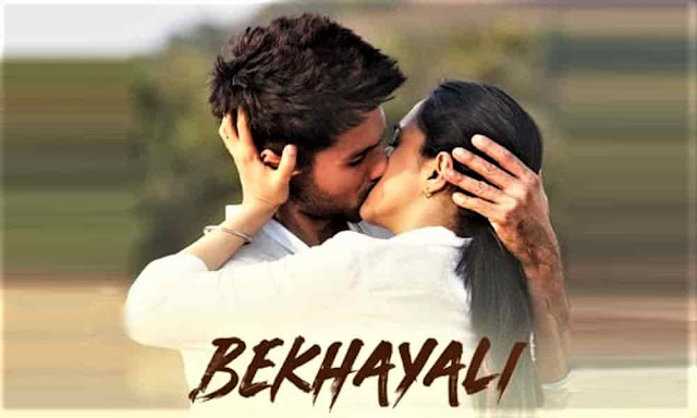 BEKHAYALI SONG GUITAR CHORDS WITH AND WITHOUT CAPO