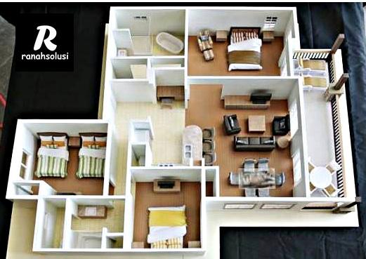 desain rumah minimalis 2018