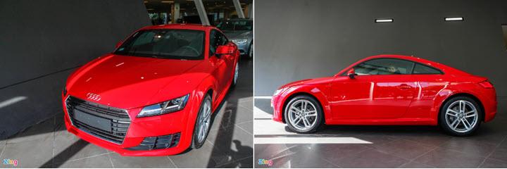 Những mẫu coupe 2 cửa hạng sang phân phối chính hãng tại Việt Nam