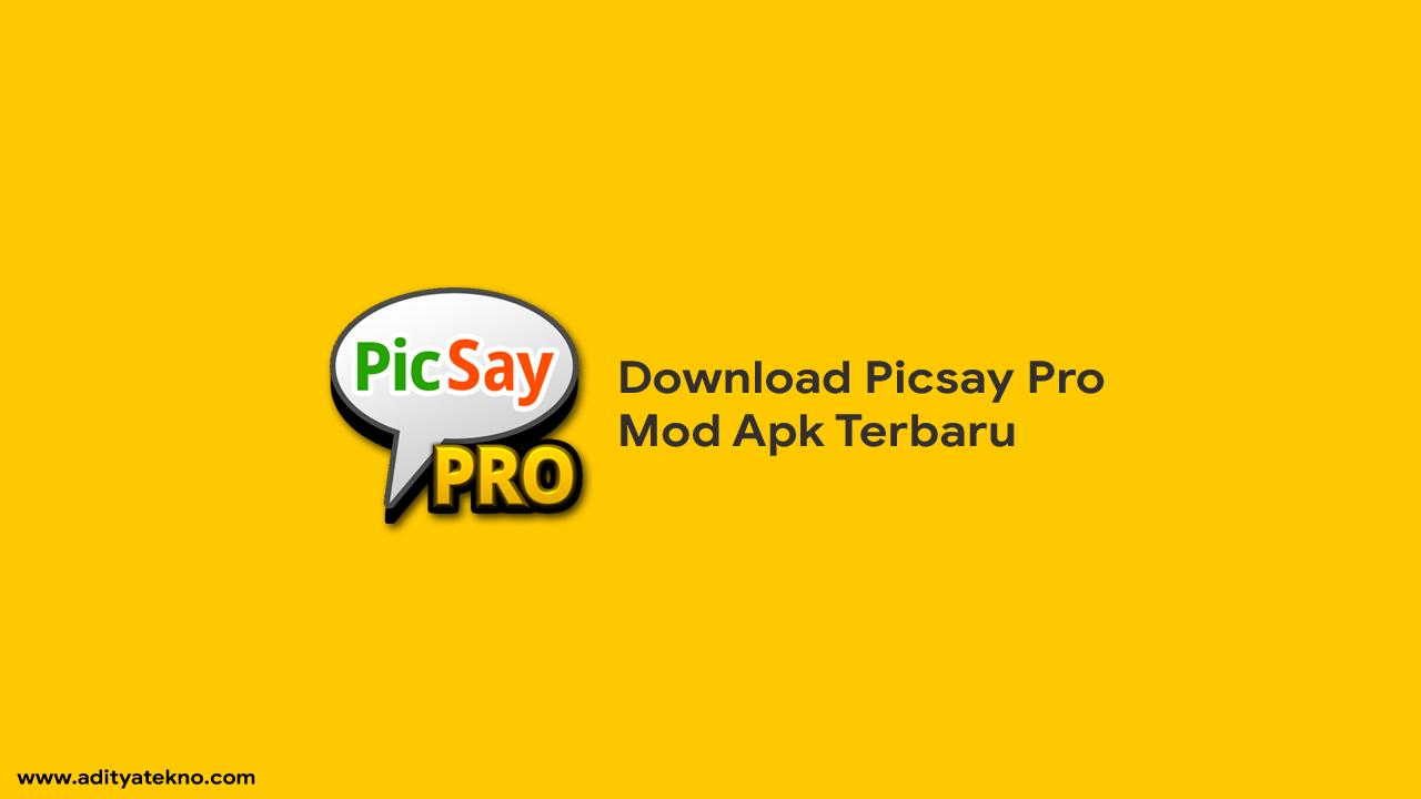 Download Picsay Pro Mod Apk Versi Terbaru