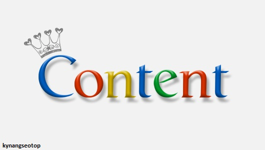 Nội dung hướng tới người đọc content is king