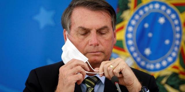 Presiden Bolsonaro: Virus Corona Mungkin Direkayasa Untuk Perang Biologis