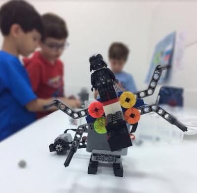 Bricks 4 Kidz comemora Dia Mundial  Star Wars com oficinas criativas