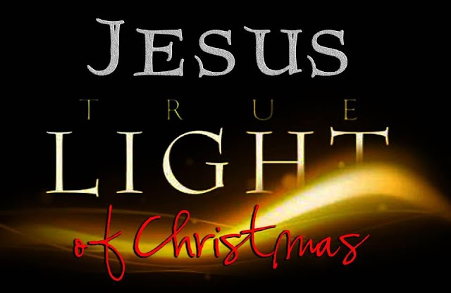 Jesus the Light of Christmas