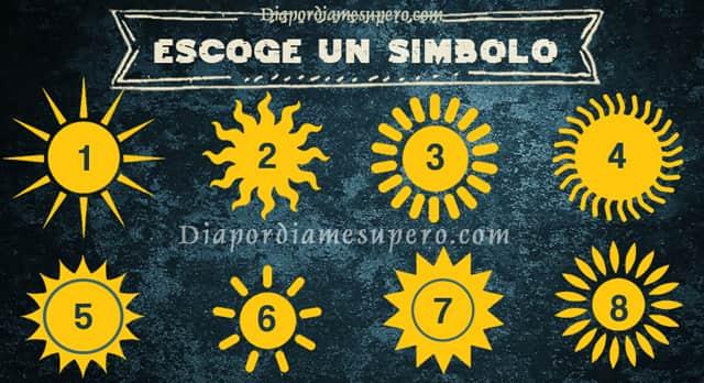 Test: El sol que elijas revelará el rasgo positivo de tu personalidad