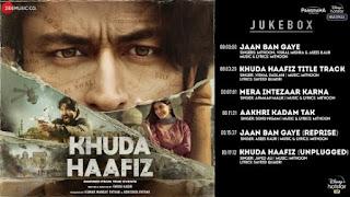 Aakhri Kadam Tak Lyrics Khuda Haafiz | Sonu Nigam