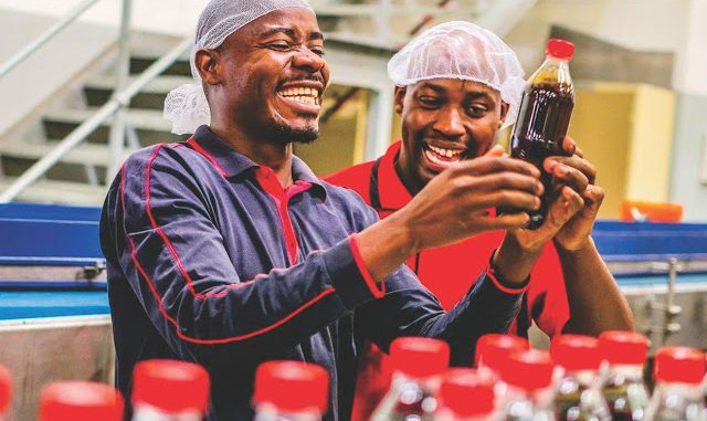 Coca-Cola Beverages South Africa Is Looking For x33 General Workers Urgently