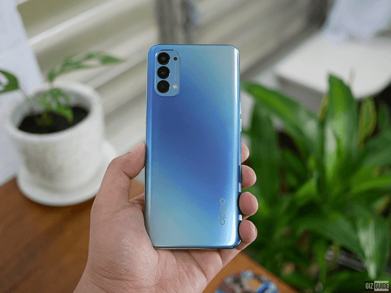 OPPO to launch Reno4 live in PH with Careless Music Manila tom!