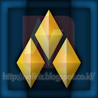 Pangkat Diamond Tiga Emas