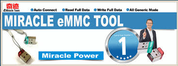 Download Miracle eMMC Tool Qualcomm Generic Tool V3.12