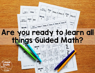 This page includes resources and blog posts to help you learn how to implement Guided Math in your classroom.