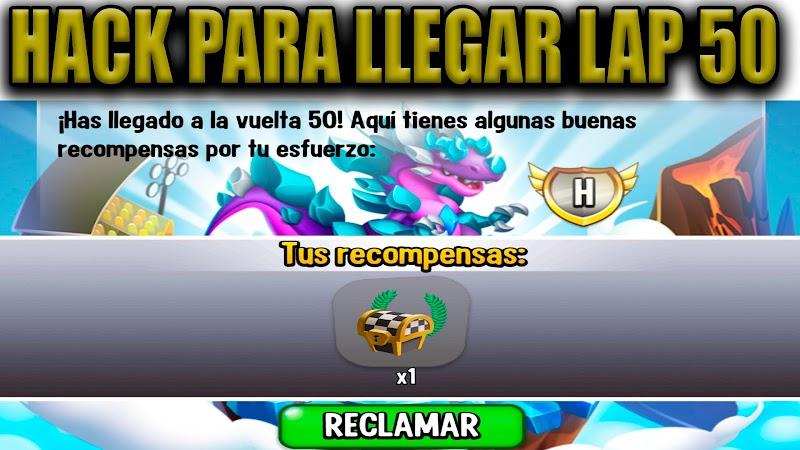 HACK PARA LLEGAR A LA VUELTA 50 EN LA CARRERA HEROICA