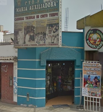 CETPRO Maria Auxiliadora - Surquillo