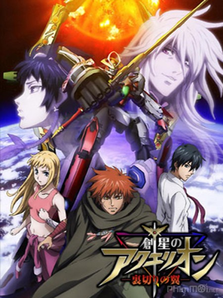Xem Anime Genesis of Aquarion - Anime Genesis of Aquarion VietSub