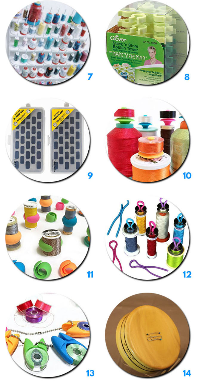 Sewing notions and sewing tools make sewing more enjoyable and efficient. Sewing gear is a great gift for sewers and quilters.