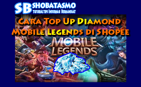 Top Up Diamond Mobile Legends di Shopee