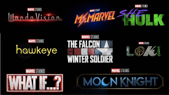Upcoming Marvel Shows