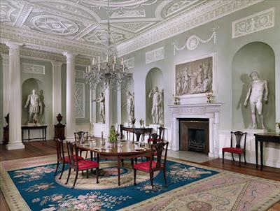 Interior Rumah Eropa Sederhana 2