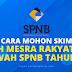 Cara Mohon Skim Rumah Mesra Rakyat (RMR) Dibawah SPNB 2021