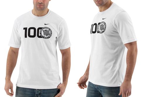 gasolina Laos domingo  Tentativa 35: Camiseta Nike Corinthians Centenário R$ 69,90