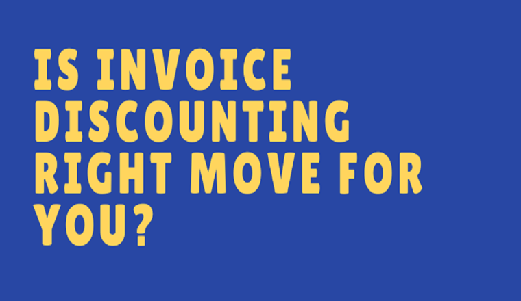 Is Invoice Discounting The Right Move For Your Business #infographic