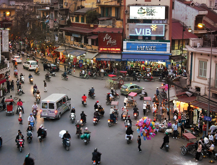 Hanoi Vietnam best season to visit