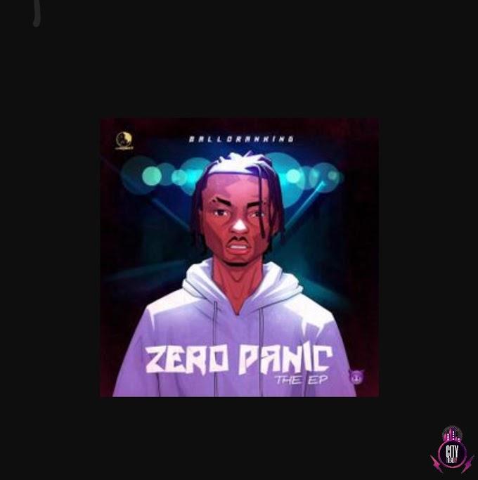 Music : Balloranking – Zero Panic [ EP]